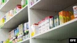 Comercio ilegal de medicamentos