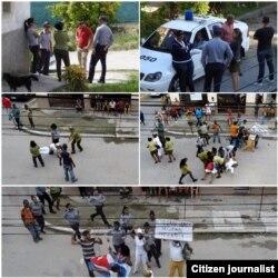 Cuba represión, arrestos y vigilancia policial