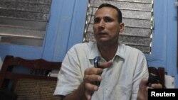 José Daniel Ferrer en entrevista con Reuters.