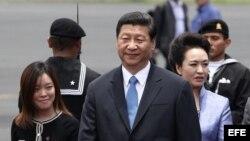 Los gobiernos de México y China firman 12 acuerdos de cooperación.