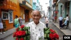 Chinos en Cuba