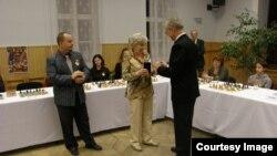 Brigitta Sinka. ajedrecista húngara.