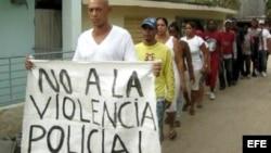 Piden liberación de opositores detenidos sin cargos hace siete meses