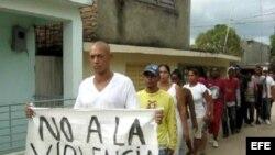 Impiden reunión de activistas de la Alianza Democrática Oriental