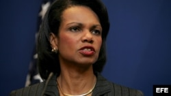 Según Condoleezza Rice, los amigos de EE.UU. deben poder confiar en la consistencia del compromiso con ellos.