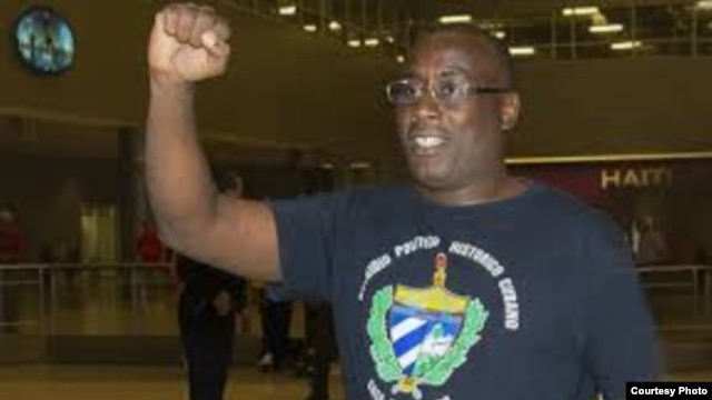 "El líder opositor cubano Jorge Luis García Pérez ""Antúnez""."