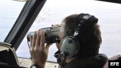 Continúa la búsqueda del Vuelo 370 de Malaysia Airlines.