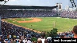Cuba estadios