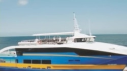 Aumenta interés por reanudar ferry de Los Cayos a la Habana