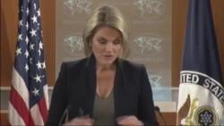 Declaraciones de vocera del Departamento de Estado sobre crisis diplomática Cuba-EEUU