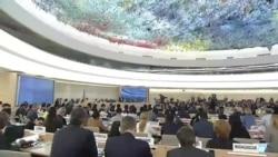 VIDEO. Intervención de Nikki Haley en Ginebra. United Nations WEB TV