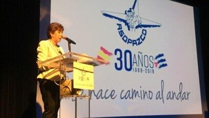 Acto 30 aniversario de ASOPAZCO