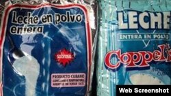 Reemplazan leche en polvo para dietas por un sustituto lácteo