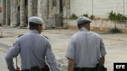 Policías allanan vivienda de opositores en Palma Soriano