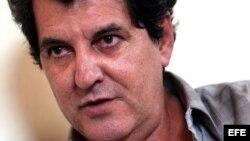 Foto de archivo tomada el 02/03/04 del disidente cubano Oswaldo Payá Sardinas, líder del Movimiento Cristiano Liberación.