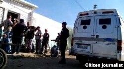 Reporta Cuba Venta de Gas y llegada de TRANSVAL Foto de Juan C Acosta