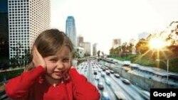 Lo más peligroso son los decibeles alto y constante del tráfico, según el estudio.