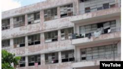 Reporta Cuba. Hospital Joaquín Albarrán.