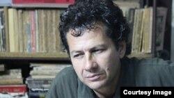 El escritor Rafael Vilches Proenza. Foto Cortesía de Luis Felipe Rojas.
