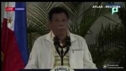Barack Obama cancela su reunión con el presidente filipino por insultos