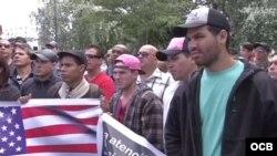 Migrantes cubanos en Ecuador piden al papa Francisco que interceda por ellos ante el gobierno de Rafael Correa.