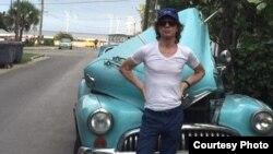 Mick Jagger durante su visita a La Habana en ocrubre de 2015