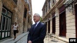Canciller chileno visita Cuba