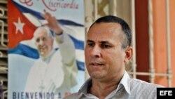 El expreso político José Daniel Ferrer opina sobre los indultos. EFE.