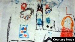 """Ilustración de """"Abuela #1"""""""