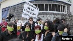 Gobiernos en Latinoamérica intentan restringir libertad de prensa