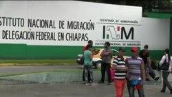 Indetenible migración irregular de cubanos por tierra