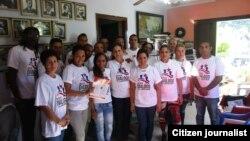 Reporta Cuba. Mesa de Diálogo, representantes de las provincias.
