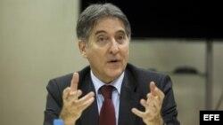 El ministro de Industria, Desarrollo y Comercio Exterior de Brasil, Fernando Pimentel.