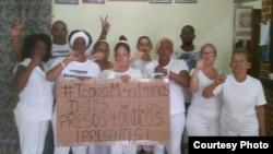 Damas de Blanco detenidas por comprar juguetes para distribuir el Día de Reyes