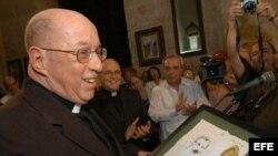 Monseñor Carlos Manuel de Céspedes.