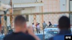 Exjefe de la inteligencia militar de Venezuela, Hugo Carvajal deja la prisión en Aruba.