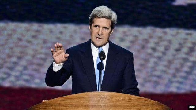 John Kerry ha favorecido la apertura de viajes de los estadounidenses a Cuba.