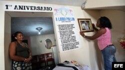 """Celebran """"té literario"""" en recordación a Laura Pollán"""
