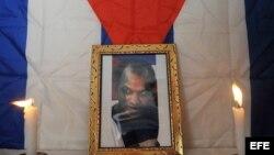 Recuerdan a Orlando Zapata en Banes, su pueblo natal