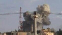 Intensos combates en Siria