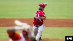 Cuba consigue su primer triunfo en la Serie del Caribe