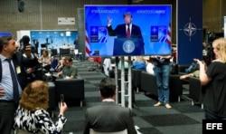 Rueda de prensa Donald Trump