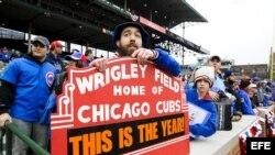 Estadio Wrigley Field en Chicago