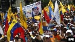Inscripción de Capriles