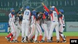 Cuba venció a Taipei de China, 6x1.