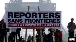 Reporteros Sin Fronteras (RSF).
