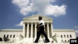 La Corte Suprema de Estados Unidos