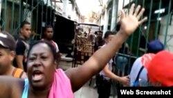 Protesta Carretilleros. Periodismo ciudadano