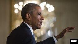 El presidente estadounidense, Barack Obama. Archivo.