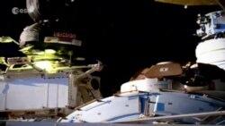 Llegada de la misión Horizons a la Estación Espacial Internacional